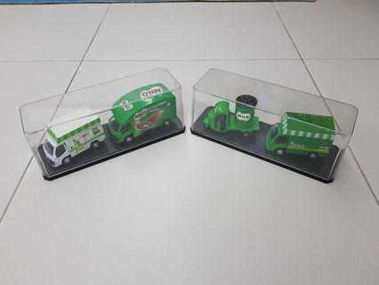Milo Truck Collection