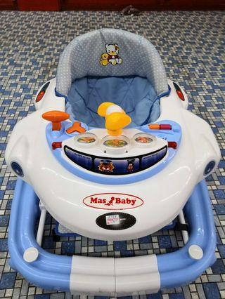 Baby Walker and rocking chair 2 in 1