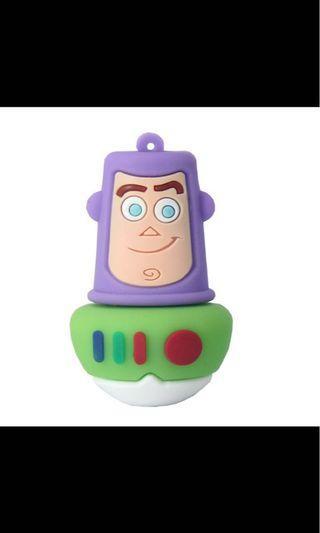 Flash disk buzz lightyear toy story
