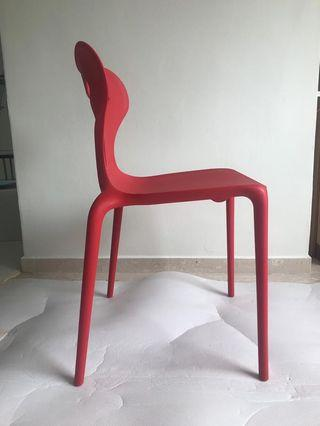 XZQT Polypropylene Designer Chair / Dining Chair