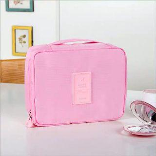 Toiletry bag travel pouch