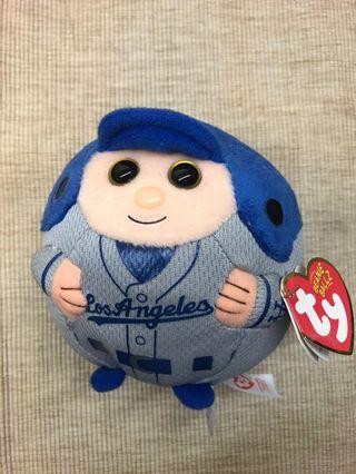 Los Angeles Dodgers beanie balls