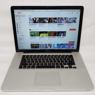 """Pristine Condition 15"""" Macbook Pro i7 Quad Core"""
