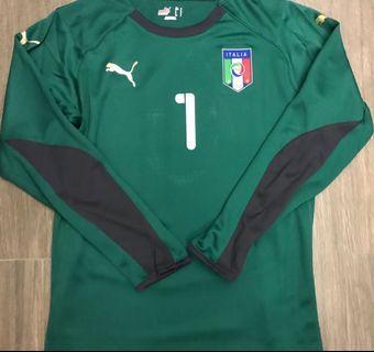 意大利保方Buffon 球衣波衫 S 全新