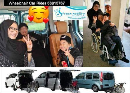 Wheelchair Car Transport