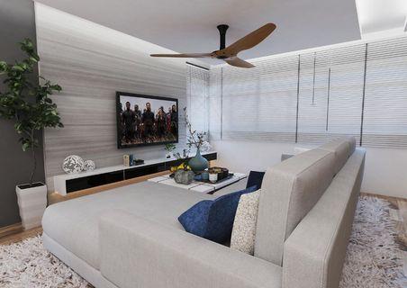 🚚 BTO/ resale renovation