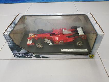 Hot Wheels 1:18 Ferrari 248 F1 Michael Schumacher