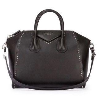 🚚 WTB: Givenchy Small Antigona Studded Black