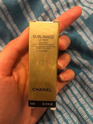 Chanel sublimage le teint 30 beige