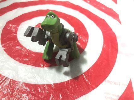玩具總動員 抱抱龍 公仔