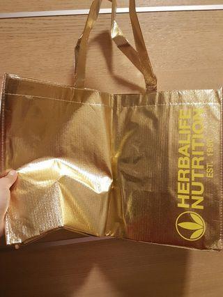 Tote Bag Herbalife Gold Large