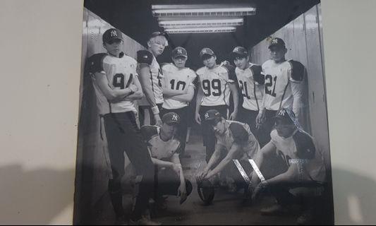 [PRELOVED] Album EXO Repackage Love Me Right Korean Ver.