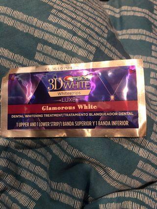 3D crest white whitestrips
