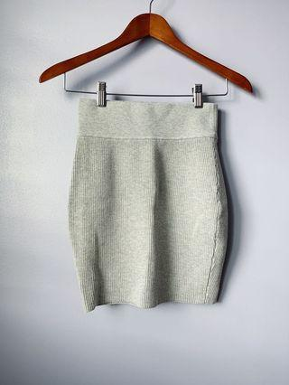 Wilfred Free Knit Jersey Pencil Skirt