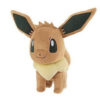 Banpresto Pokemon Eevee 伊貝 毛公仔
