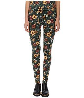 Y-3 Adidas AOP Floral Print Legging size S