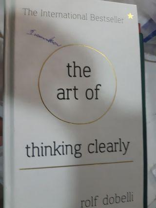 🚚 The Art of Thinking Clearly