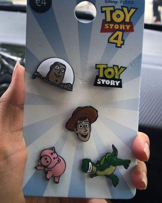 Pin badge Toy Story 4