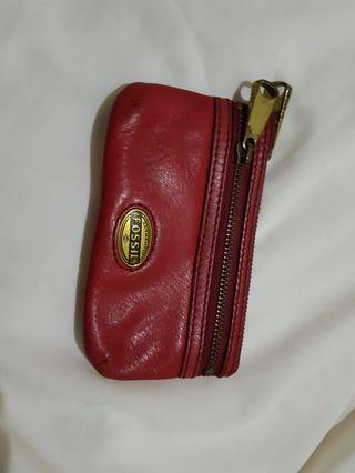 Dompet pouch Fossil Authentic