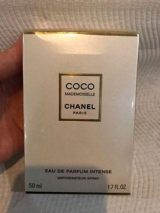 Chanel coco Mademoiselle Intense Eau de Parfum spray 50ml new
