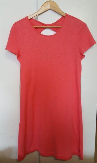 Gap summer pink dress