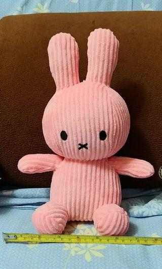 Miffy Rabbit Soft Toy 兔仔軟公仔