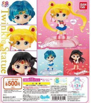 美少女戰士 Sailormoon Twinkle Statue 扭蛋