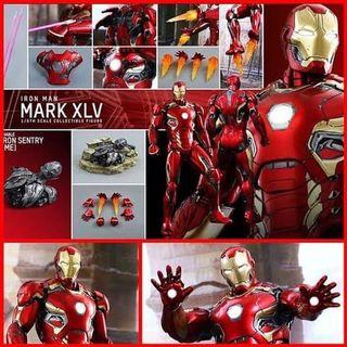 Hot Toys Iron Man Mark 45