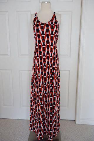 DVF Diane Von Furstenberg silk jersey silk size 4