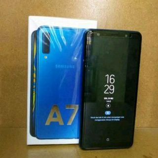 Samsung Galaxy A7 2018 dus dan unit only