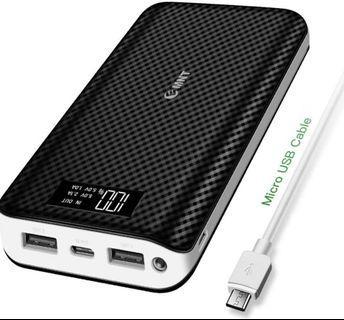 🚚 Emnt 24000mAh portable Charger Power Bank
