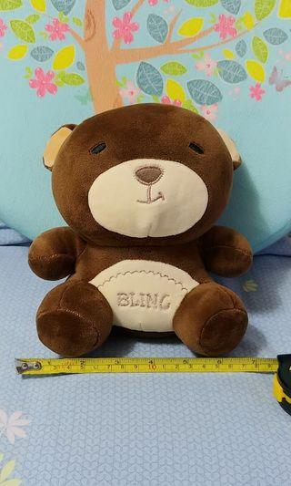 可愛小熊啤啤 Lovely Cute Teddy Bear