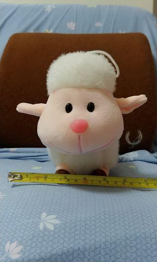 可愛小綿羊毛公仔 Lovely Cute Little Sheep Soft Toy