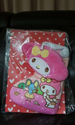 Hello Kitty Melody Coin Bag, Sock Ornaments and Cookies np RM39.9 #MGAG101