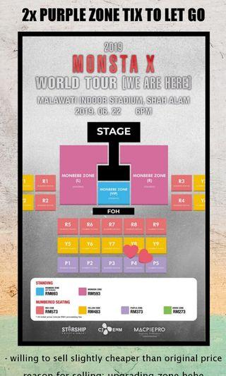 MONSTA X WORLD TOUR P4