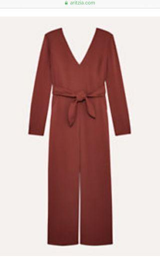 Aritzia Wilfred Ecoulment Jumpsuit