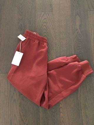 Aritzia Wilfred Buffon pants