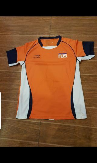 Team NUS Badminton Jersey