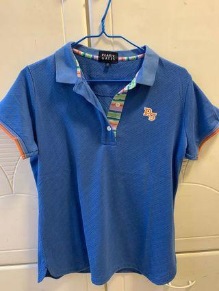 Pearly Gates polo shirt size 2