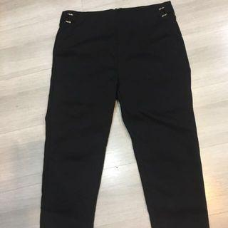 Korean design black pants