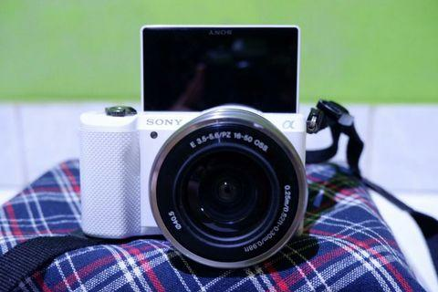 Camera Mirrorless Sony A5000
