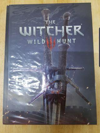 The Witcher Wild Hunt 3 Guide Book