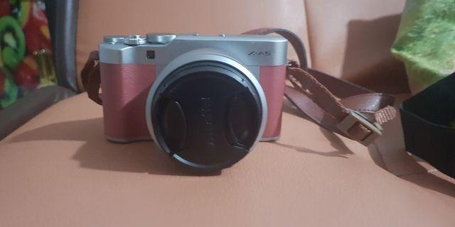 Camera fuji film x -A5