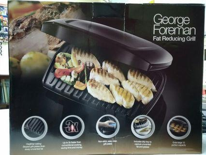 George Foreman 10 portion Grill 18910