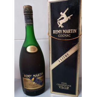 Vintage Remy Martin 1 Litre
