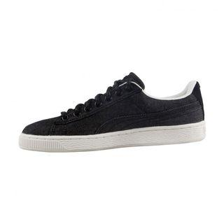 Sepatu Puma Basket Classic Denim Black