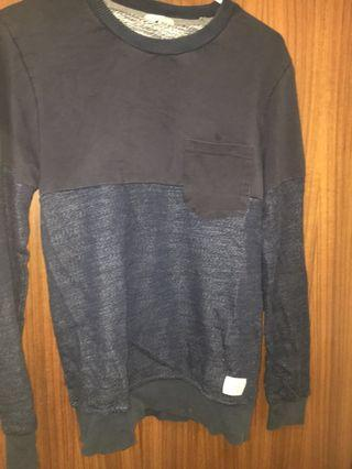 Jack & Jones Dark Blue Sweater