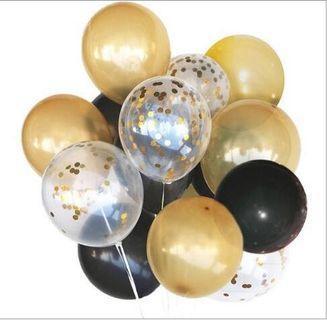 """15 pcs 12"""" Balloon Set"""