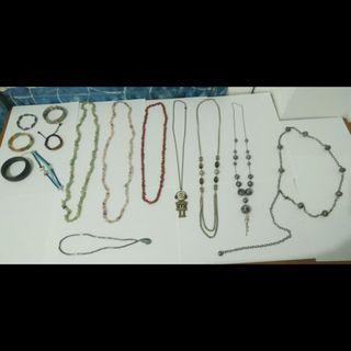 Aksesoris (ALL 60k) gelang kalung belt / accessories bracelet necklace belt