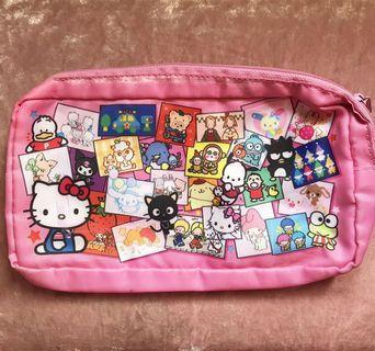 Sanrio pencil case/ hello kitty pencil case